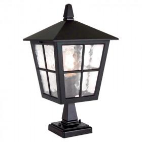 Elstead Lighting CANTERBURY BL50M-BLACK kültéri álló lámpa 1x100W/E27