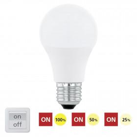 Eglo 11561 Tompítható LED-es izzó E27 10W 806lm 3000K